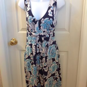 Lilly Pulitzer In Shades Of Blue Dress